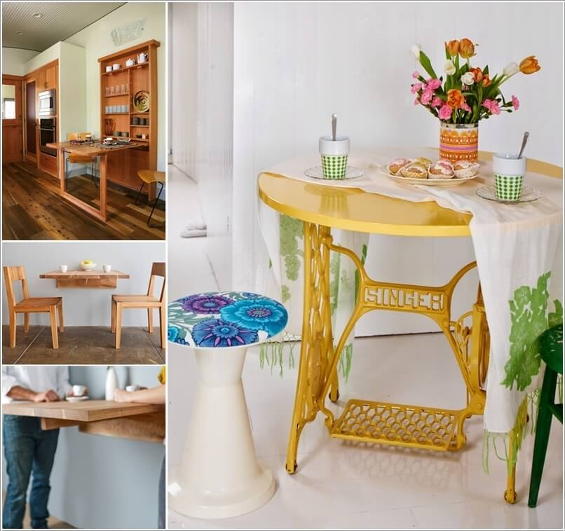 Small Dining Table Ideas For Tiny Es A
