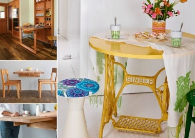 Small Dining Table Ideas for Tiny Spaces fi