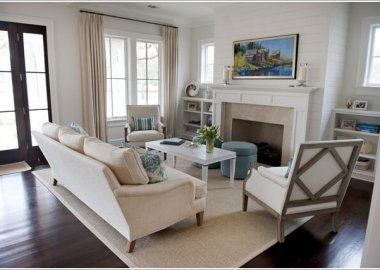 Spread Colors and Life in Your Neutral Living Room  2