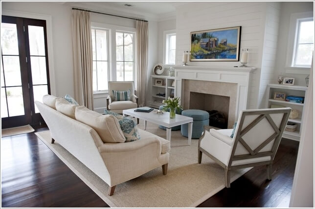 neutral colored living rooms. Spread Colors and Life in Your Neutral Living Room 2