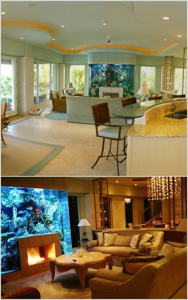 crazy home interior catalog. These Crazy Home Aquariums Will Take Your Breath Away 3