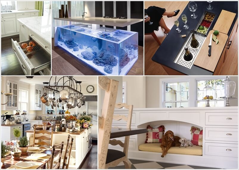 Upgrade Your Kitchen Island to The Design of Your Dreams 1