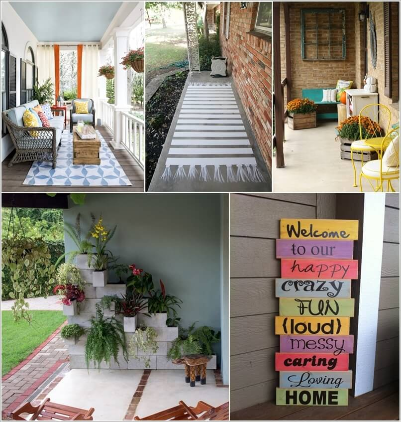 You Would Love To Try These DIY Porch Decor Projects
