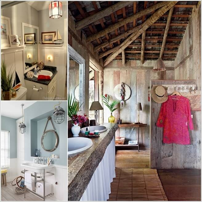 10 Awesome Themes to Design Your Bathroom With a