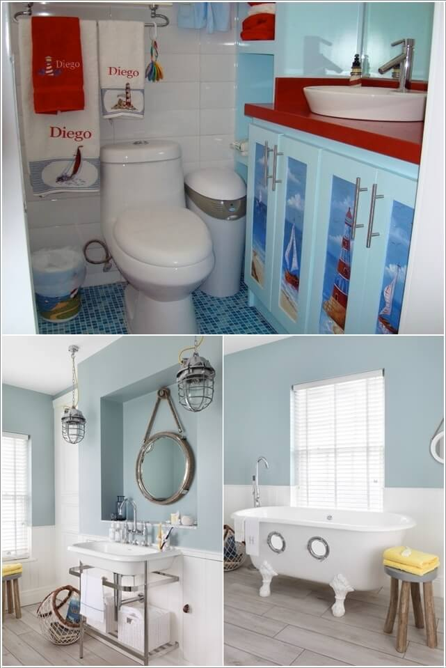 10 Awesome Themes to Design Your Bathroom With 6