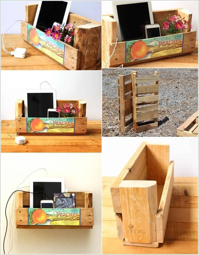 10 Cool And Clever Charging Station Ideas 6