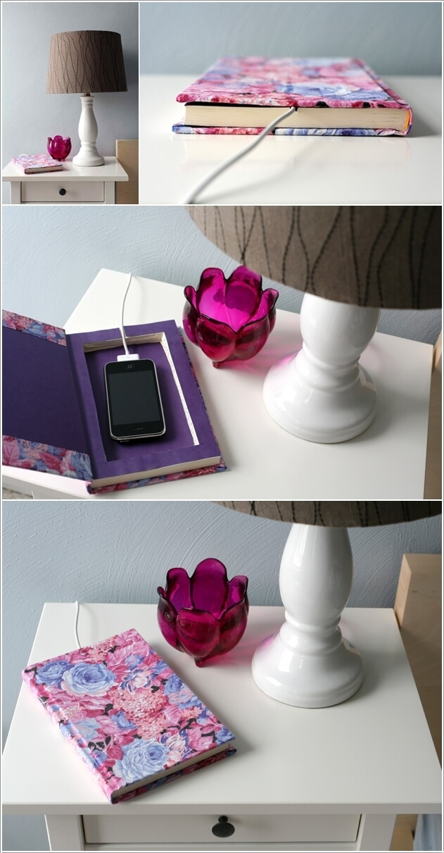 10 Cool And Clever Charging Station Ideas 8
