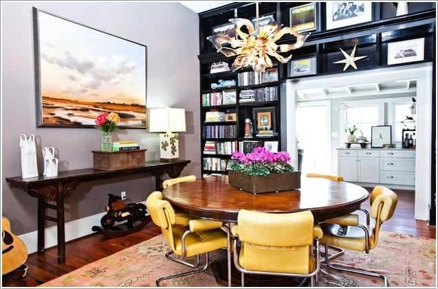 10 Cool Themes for Your Dining Room Decor 9
