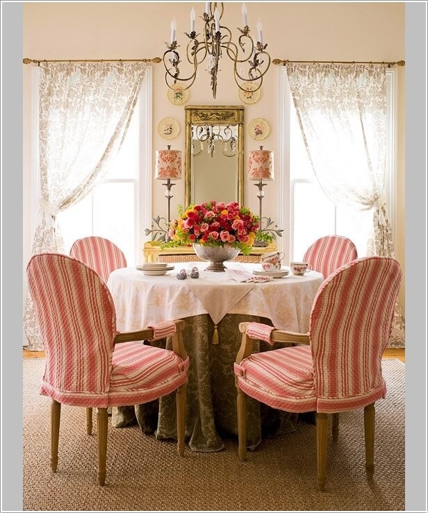 10 Cool Themes for Your Dining Room Decor 2