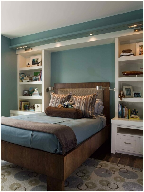 10 Practical Built-In Furniture Ideas for Your Kids Room 4