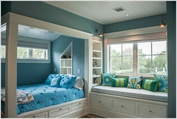 10 Practical Built In Furniture Ideas For Your Kids Room