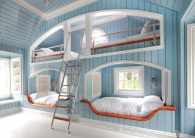 10 Practical Built-In Furniture Ideas for Your Kids Room fi