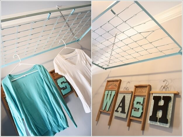 10 Practical DIY Projects for Laundry Room Organization 3