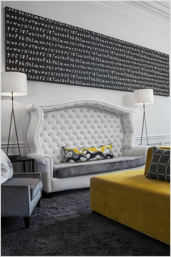 10 Unusual and Cool Couches for Your Living Room 4