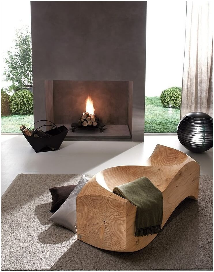 10 Unusual and Cool Couches for Your Living Room 6