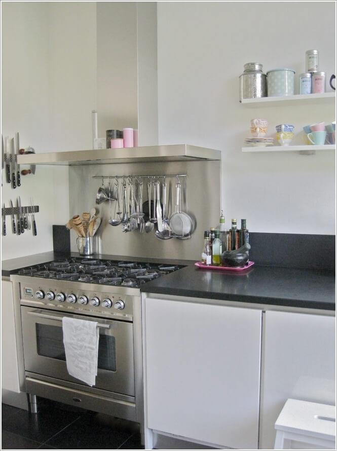 15 Practical Utensil Storage Ideas For Your Kitchen