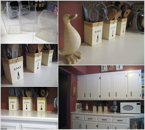 15 Practical Utensil Storage Ideas for Your Kitchen 9