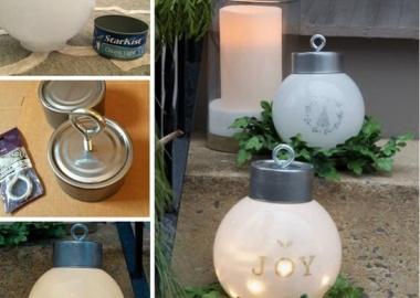 20 amazing Outdoor Christmas Decoration Ideas fi