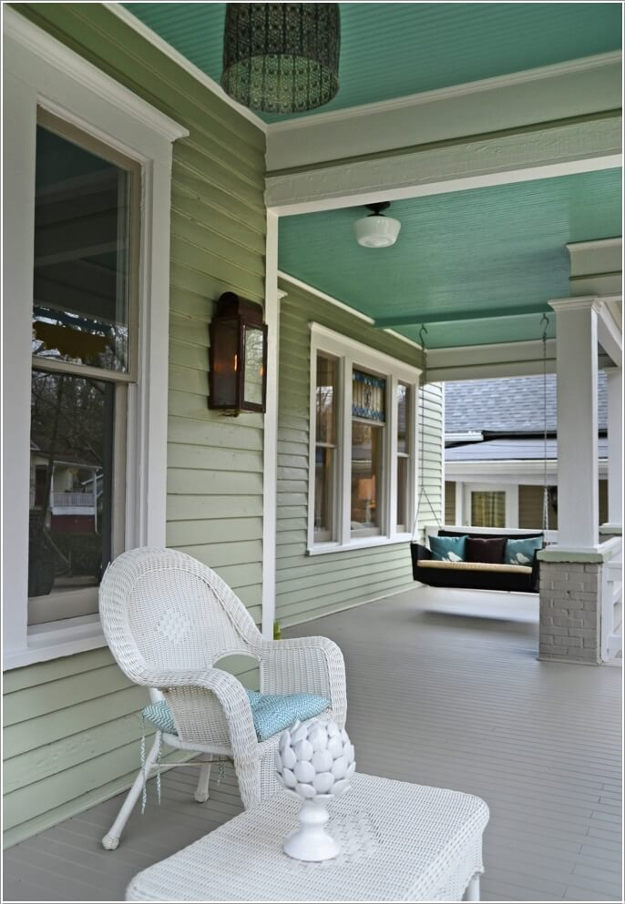 Add Color To Your Porch and Make It Cheerful 3