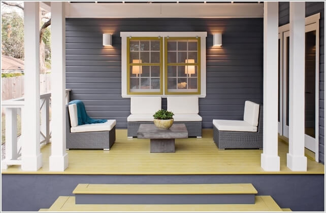 Add Color To Your Porch and Make It Cheerful 5