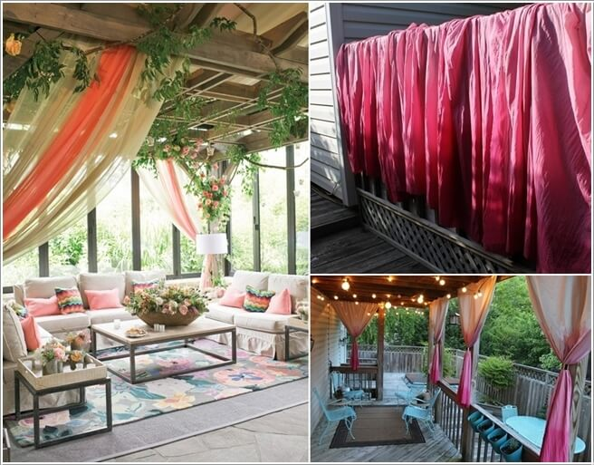 Add Color To Your Porch and Make It Cheerful 9