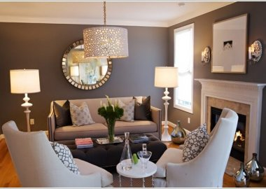 Choose A Chic Lighting Fixture for Your Living Room 4