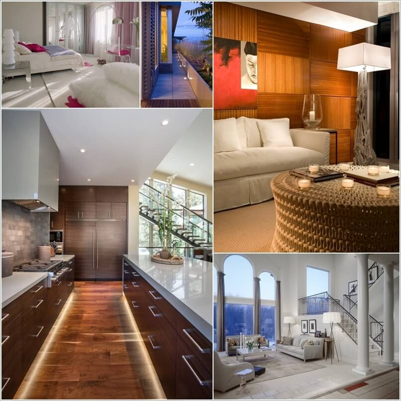 Cool and Fabulous Floor Lighting Ideas a