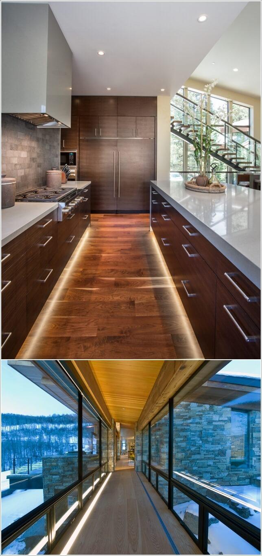 Cool And Fabulous Floor Lighting Ideas