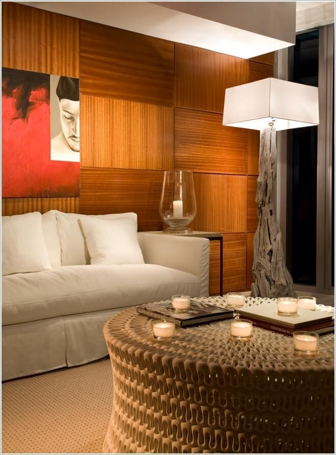 Cool and Fabulous Floor Lighting Ideas 10