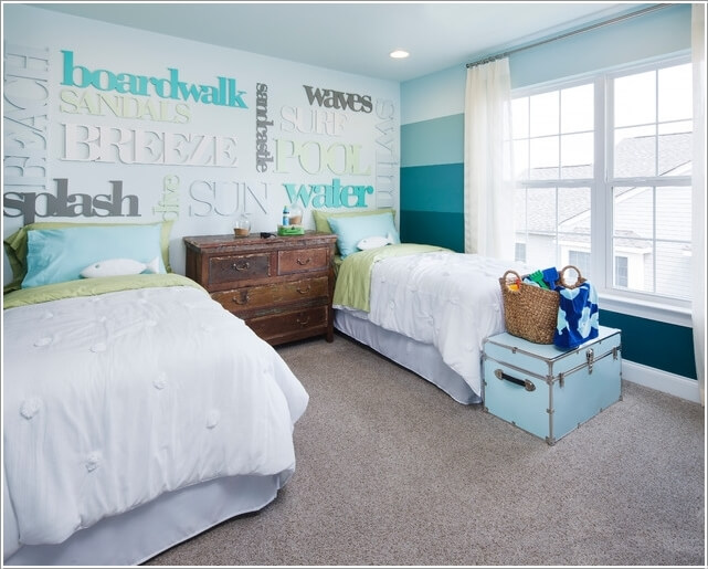 Decorate Your Bedroom Wall in a Creative Way 12