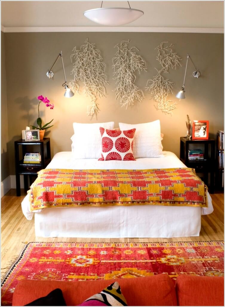 Decorate Your Bedroom Wall In A Creative Way 10