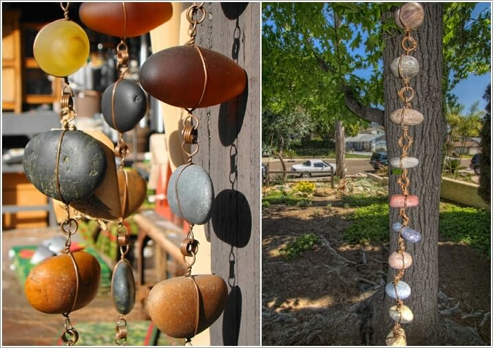 Decorate Your Home's Outdoor with Pebbles 11