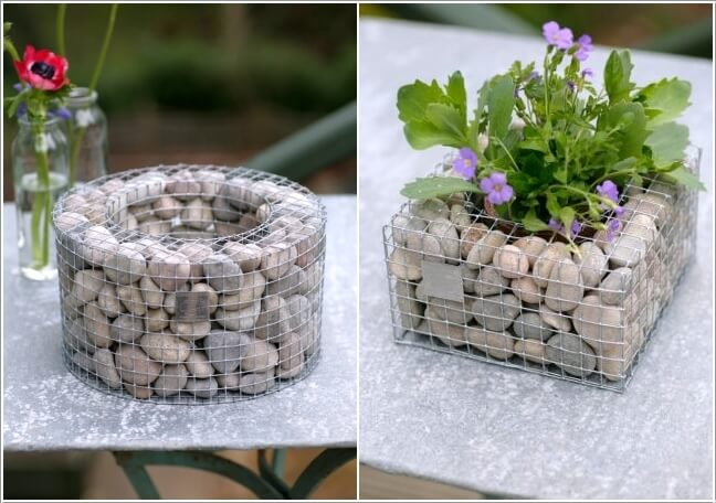 Decorate Your Home's Outdoor with Pebbles 14