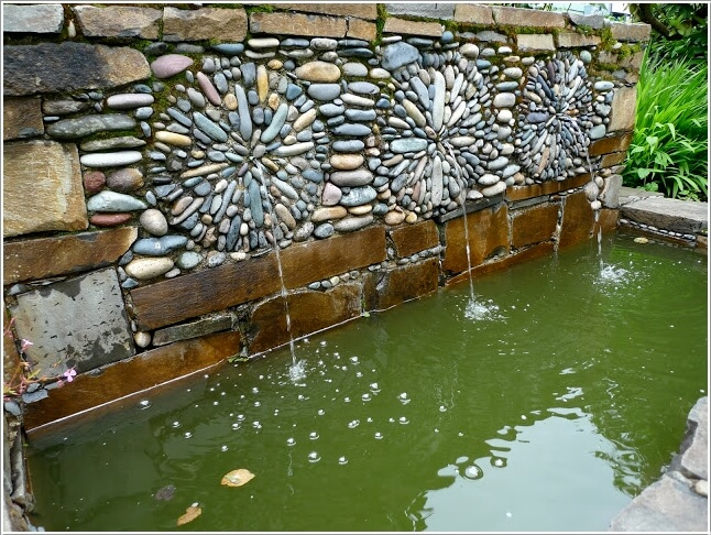 Decorate Your Home's Outdoor with Pebbles 3
