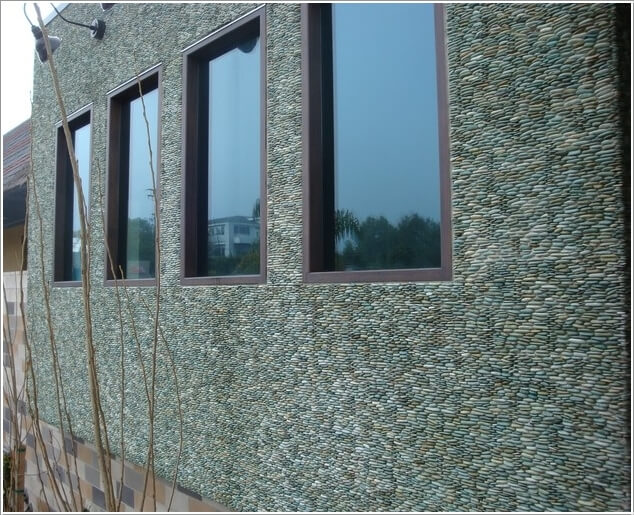 Decorate Your Home's Outdoor with Pebbles 9
