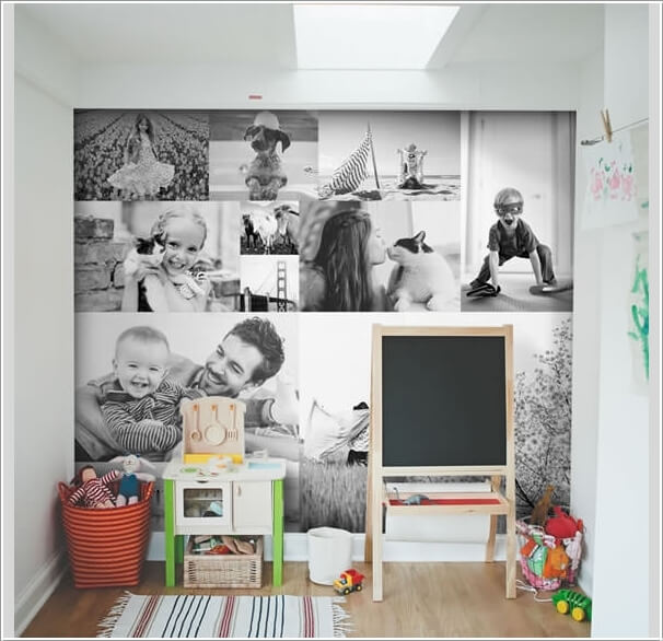 Decorate Your Kids' Playroom Wall with a Creative Idea 2