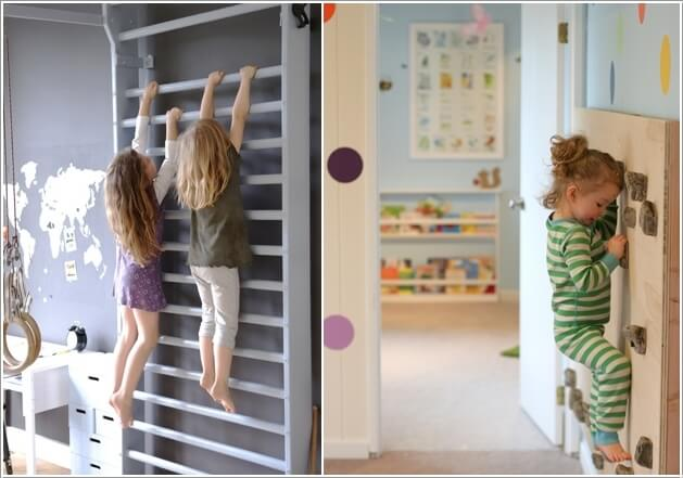 Decorate Your Kids' Playroom Wall with a Creative Idea 8