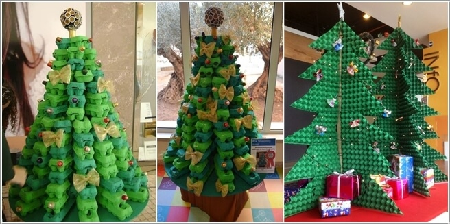 Materials You Can Use for Making an Alternate Christmas Tree 7