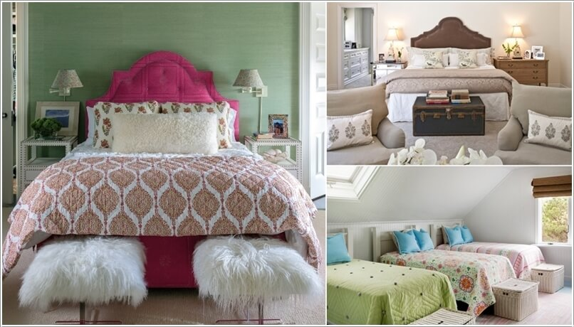 Take a Look At These Chic Bed Bench Alternatives a