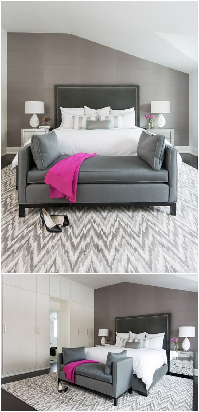 Take a Look At These Chic Bed Bench Alternatives 4