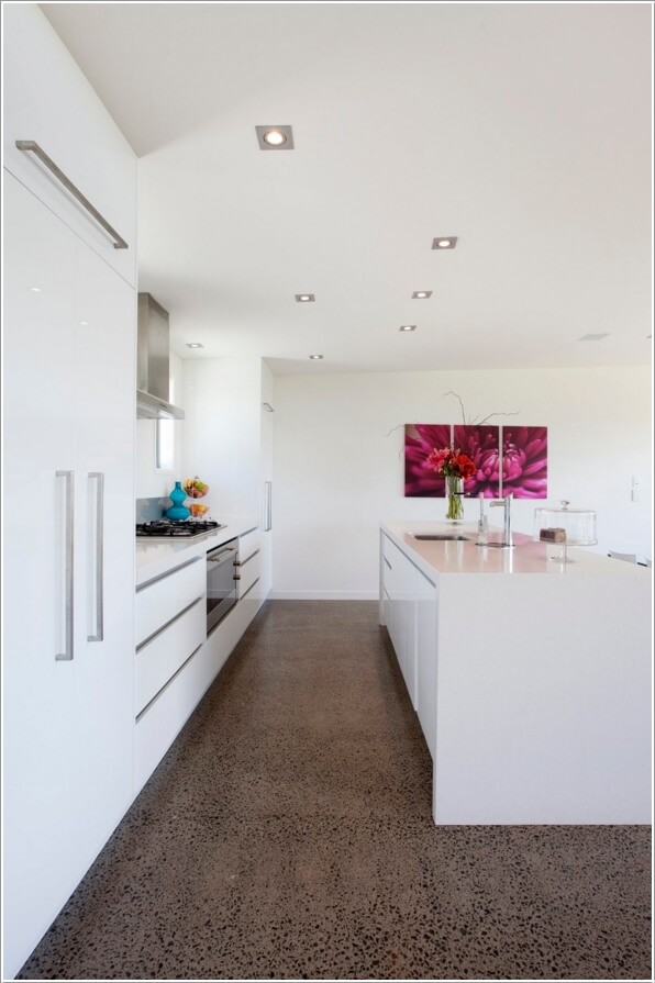 What Kind of Flooring Looks Good in a White Kitchen 3