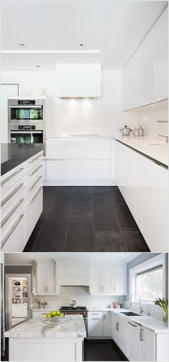 What Kind of Flooring Looks Good in a White Kitchen 4