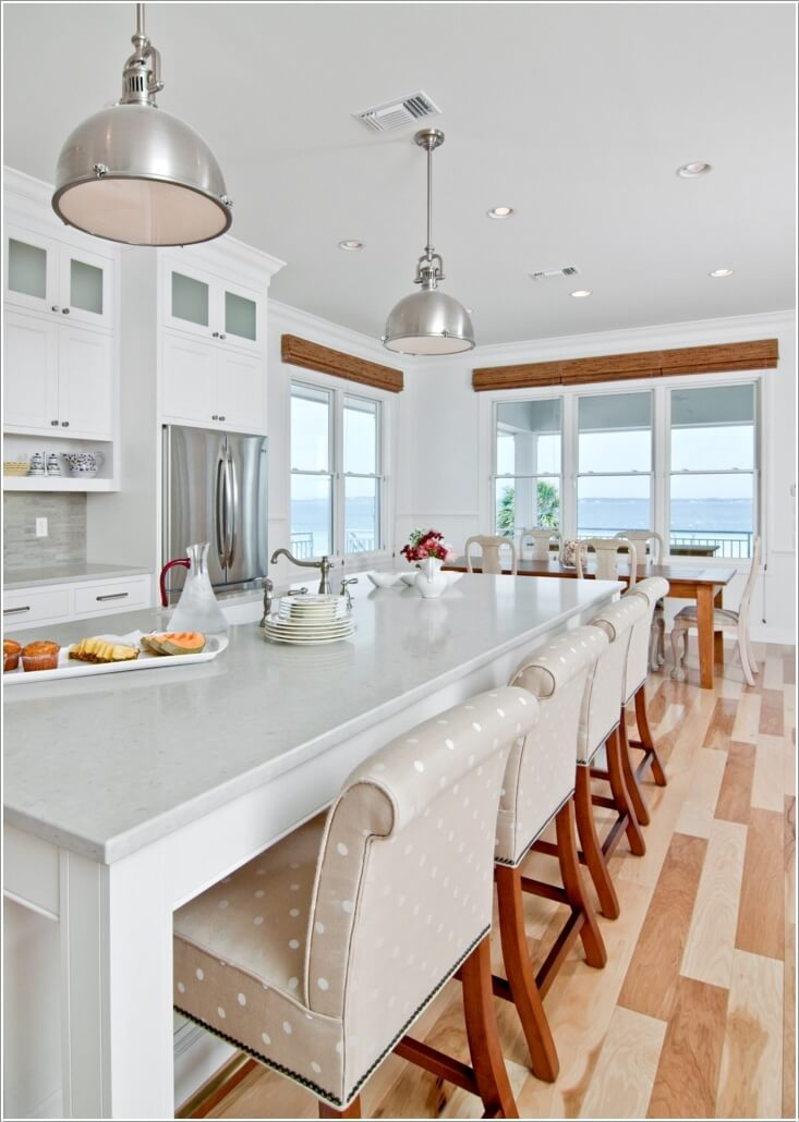 What Kind of Flooring Looks Good in a White Kitchen 6