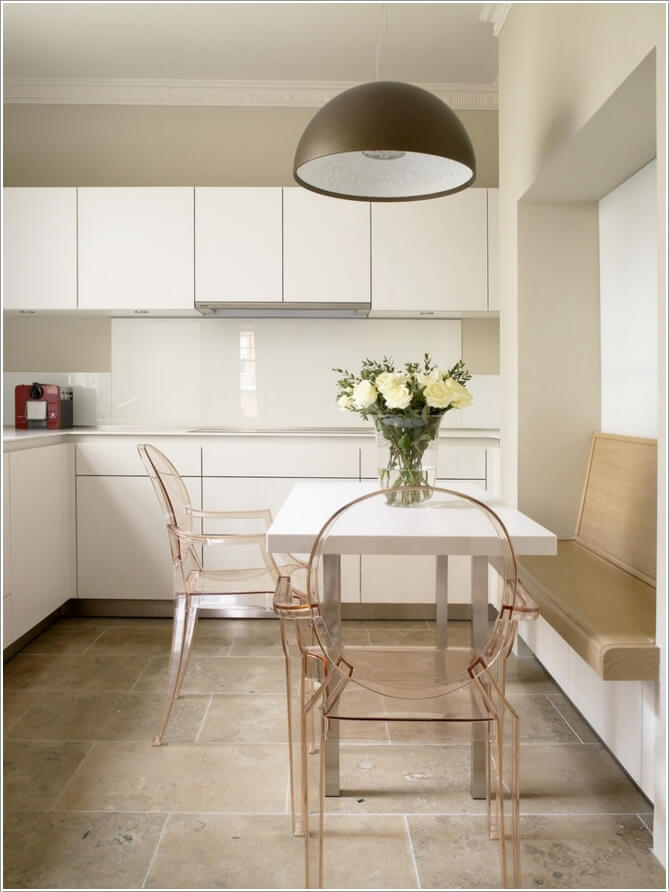 What Kind of Flooring Looks Good in a White Kitchen 10