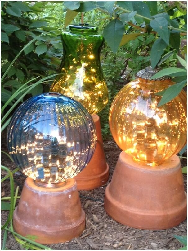 10 Cool Clay Pot Garden Crafts For You To Try 8