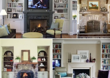 10 Creative Ways to Decorate Your Mantelpiece fi