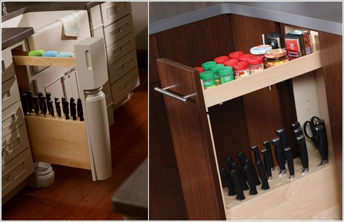 10 Creative Ways to Store Kitchen Knives 7