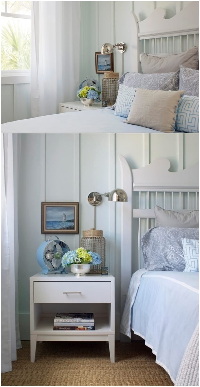 10 Creative Ways to Style Your Nightstand 7