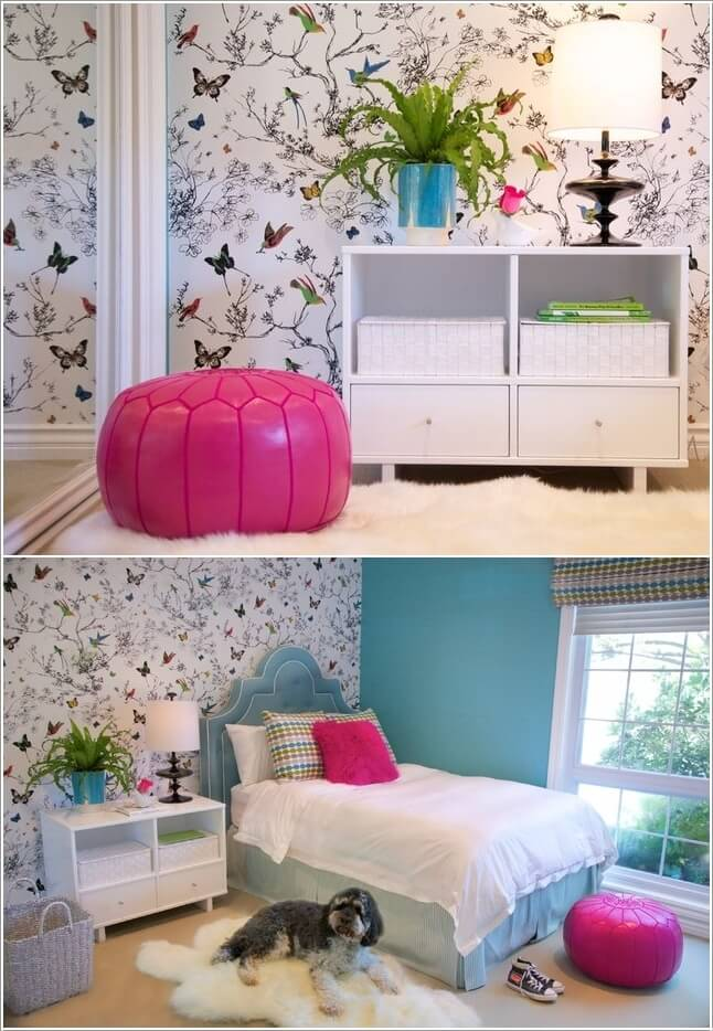 10 Creative Ways to Style Your Nightstand 8