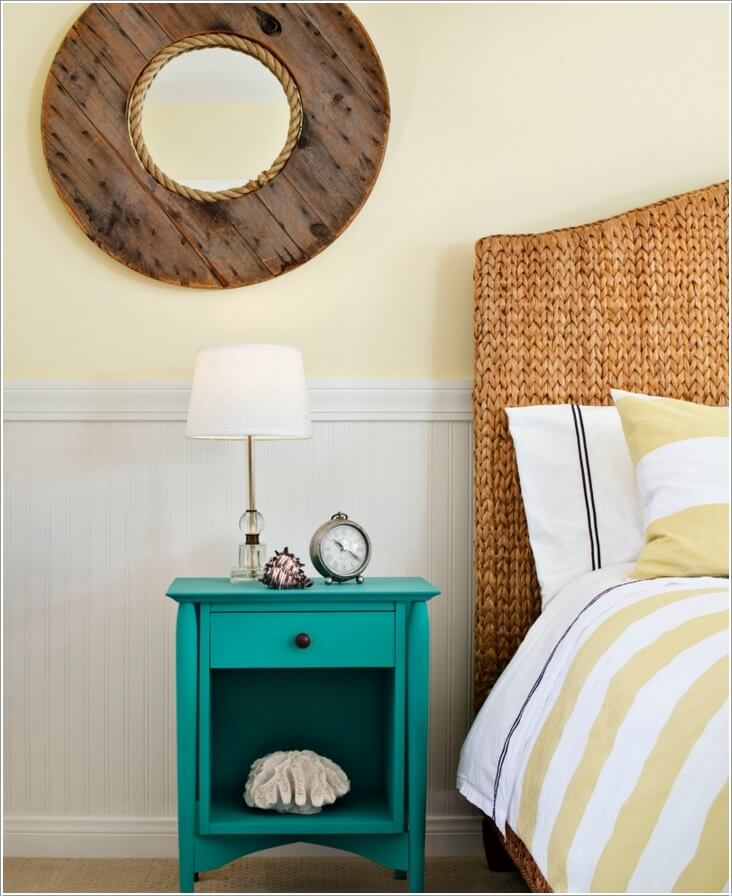 10 Creative Ways to Style Your Nightstand 9